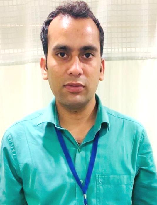 Dr. Anil Meel