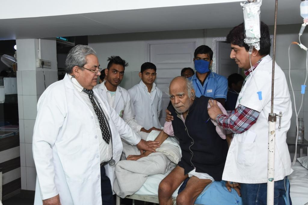 Dhanwantri IPD Patient