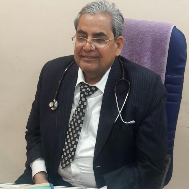 Dr. Rajendra Prasad Saini