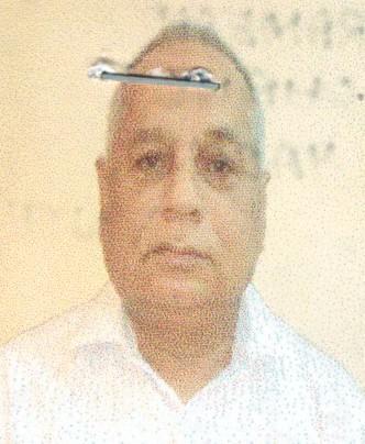 Dr. Ramesh Chand Yadav