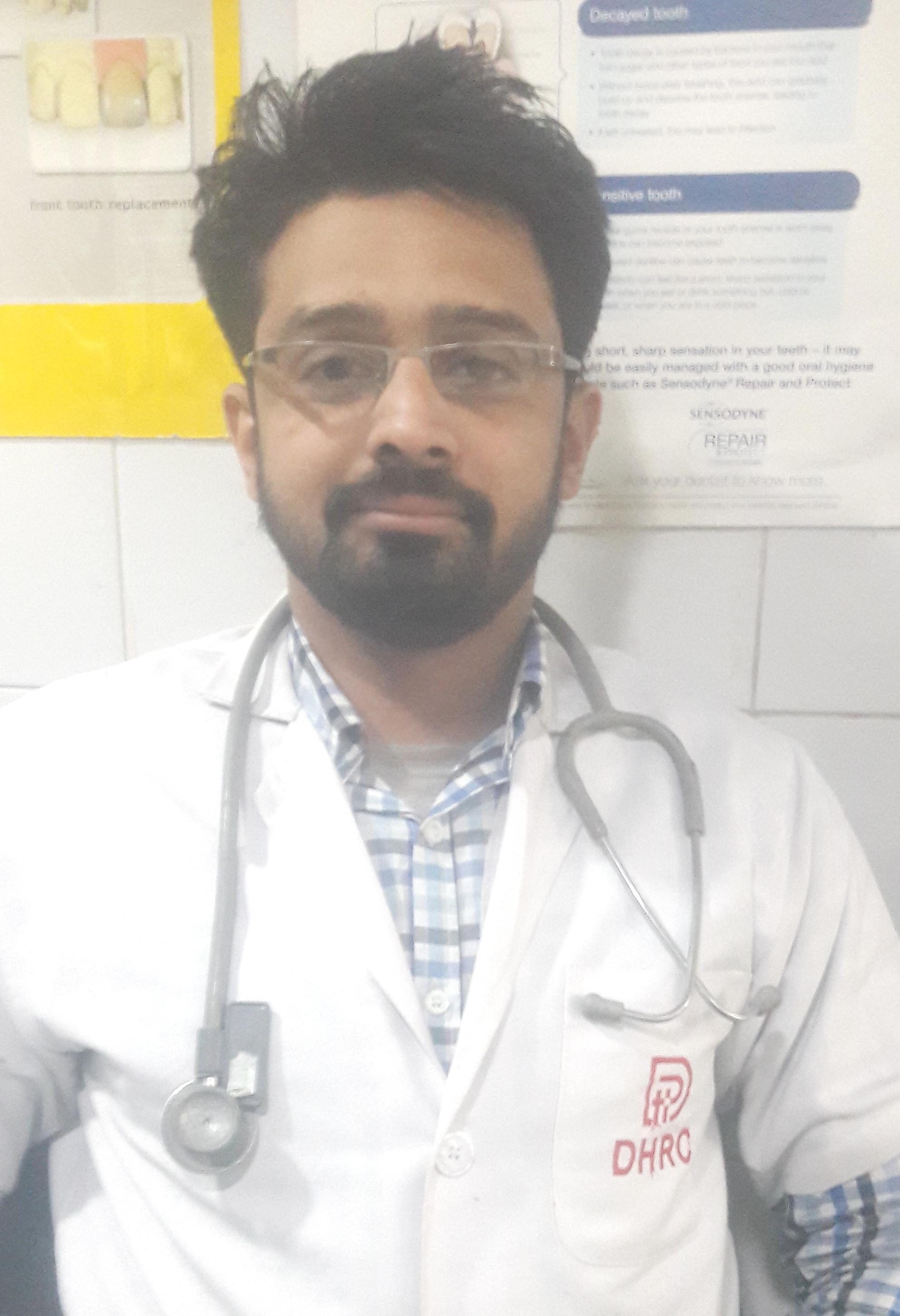 Dr. Tarpit Bhargava