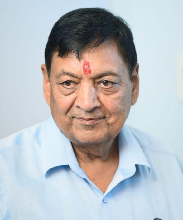 Dr. Ram Swaroop Saini