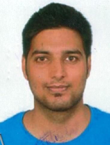 Dr. Vishal Singh (Senior Resident)